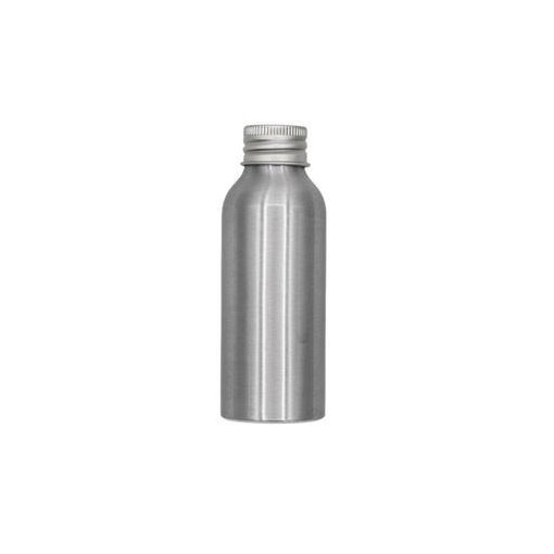 Image of   100 ml. aluminium flaske