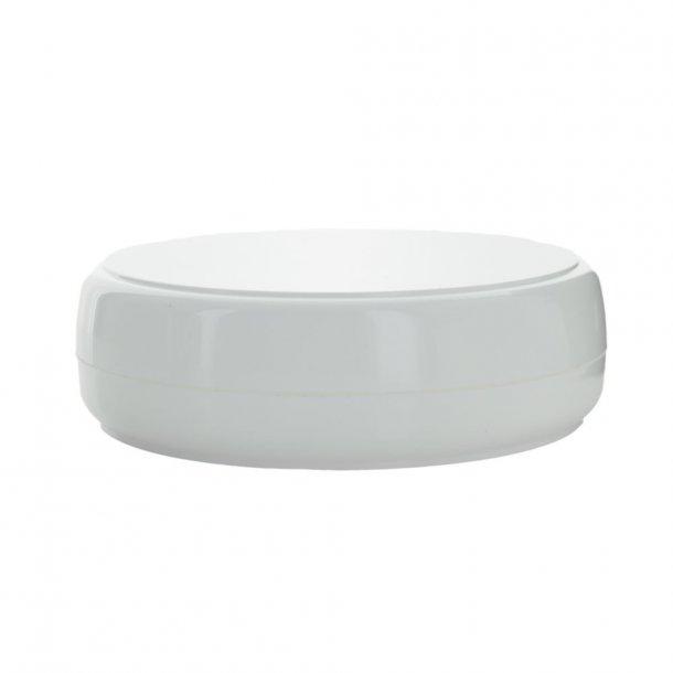100 ml. hvid creme bøtte i plast
