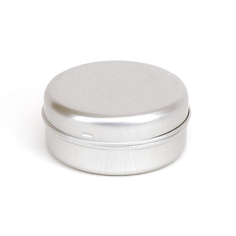 Image of   100 ml. aluminiums bøtte med klik låg
