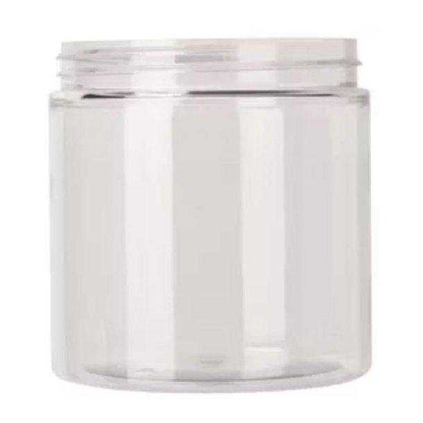 500 ml. klar PET bøtte - til 89mm låg