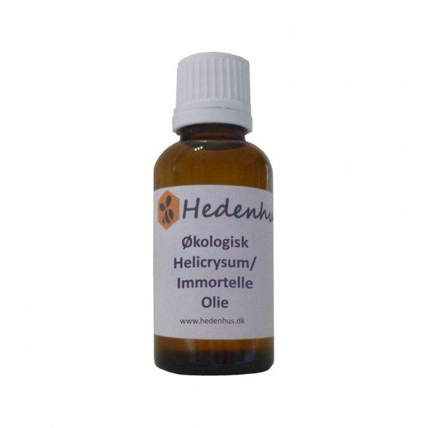 Helicrysum Olie / Immortelle Olie - Økologisk