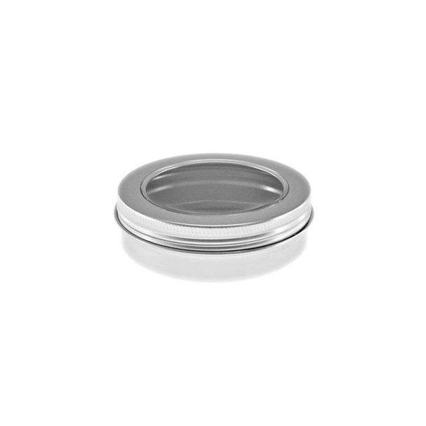 100 ml. Aluminium Bøtte Med Vindue