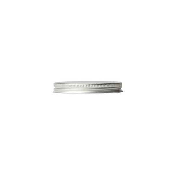 Aluminium låg 89mm - til 500 ml. PET Bøtte