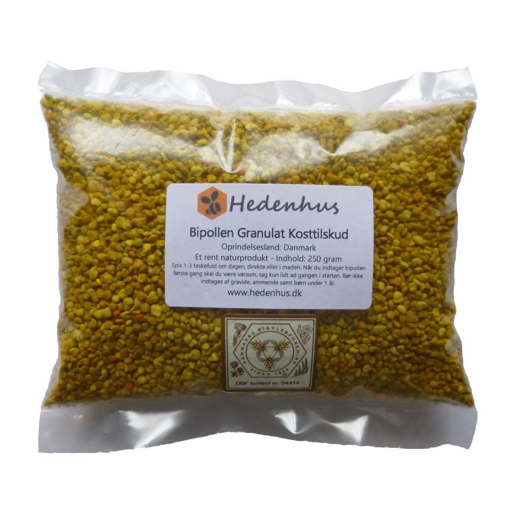Dansk Bipollen granulat kosttilskud 250 gram