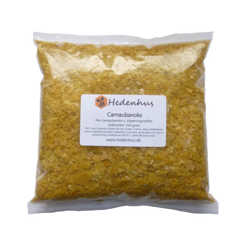 Image of   Carnaubavoks - Økologisk 100 gram
