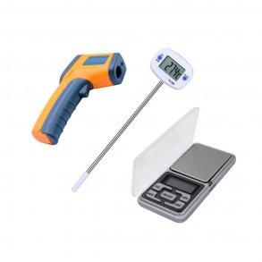 Termometre & Vægte