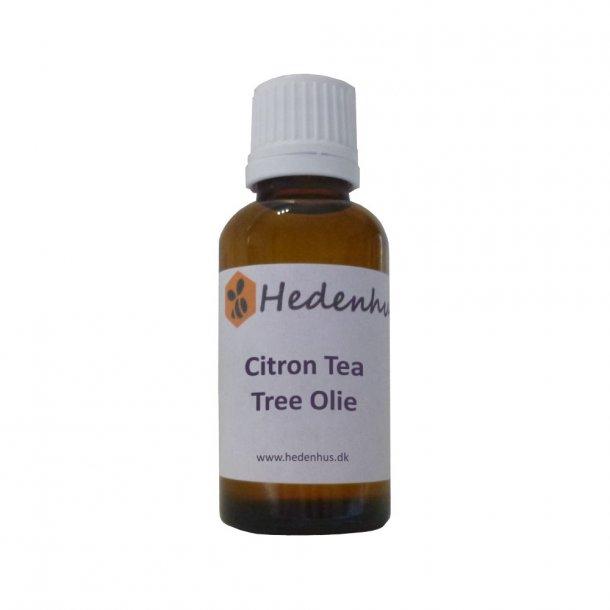 Citron Tea Tree Olie - Økologisk