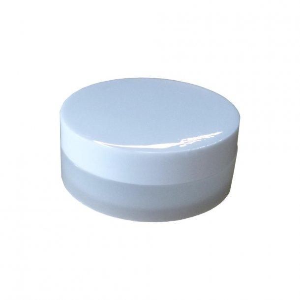 100 ml. Creme bøtte m. hvidt låg