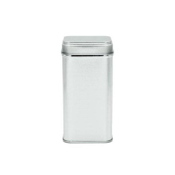 250 ml. firkantet blikdåse