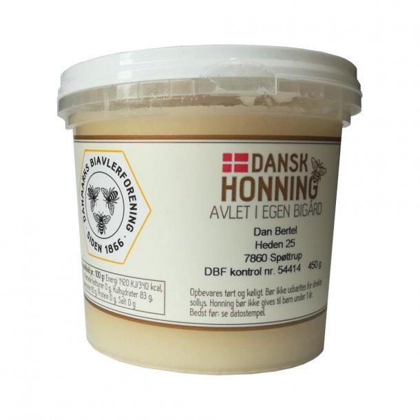 Dansk forårs honning