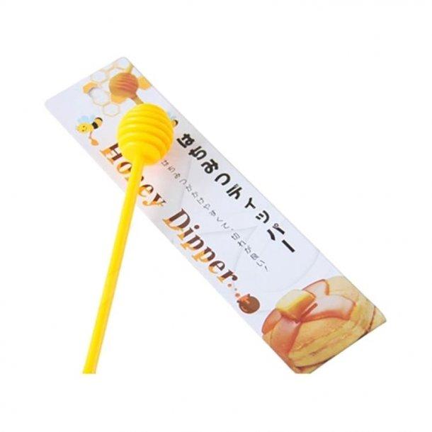 Gul honningske i plast