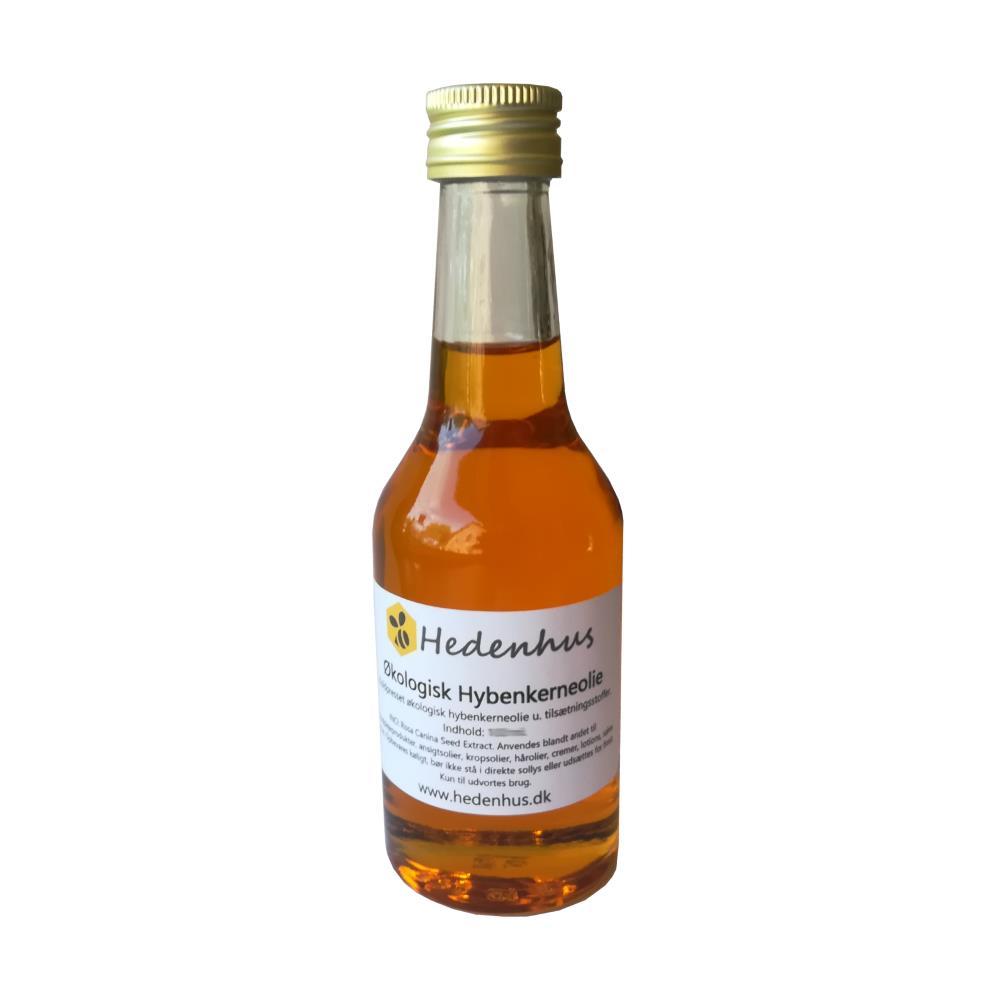 Hybenkerneolie - Økologisk 30 ml