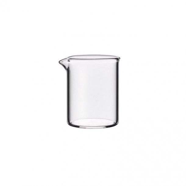 Ildfast målebæger i glas 10 ml.