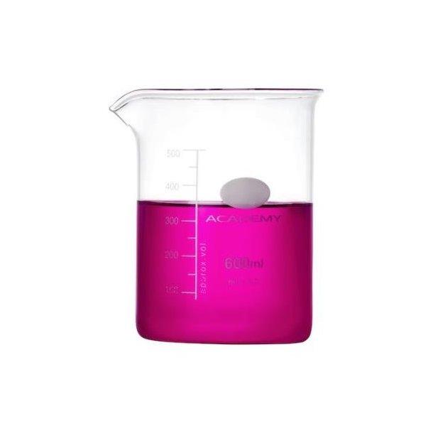 Ildfast målebæger i glas 600 ml.