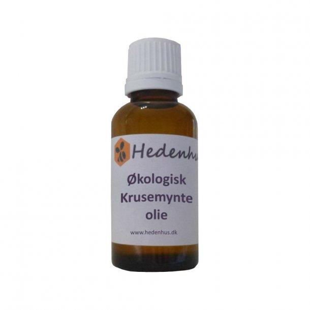 Krusemynteolie, Spearmint - Økologisk
