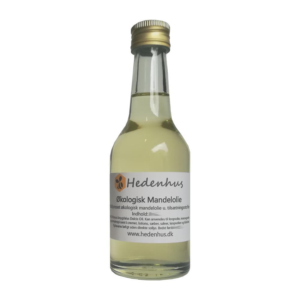 Mandelolie - Økologisk 500 ml
