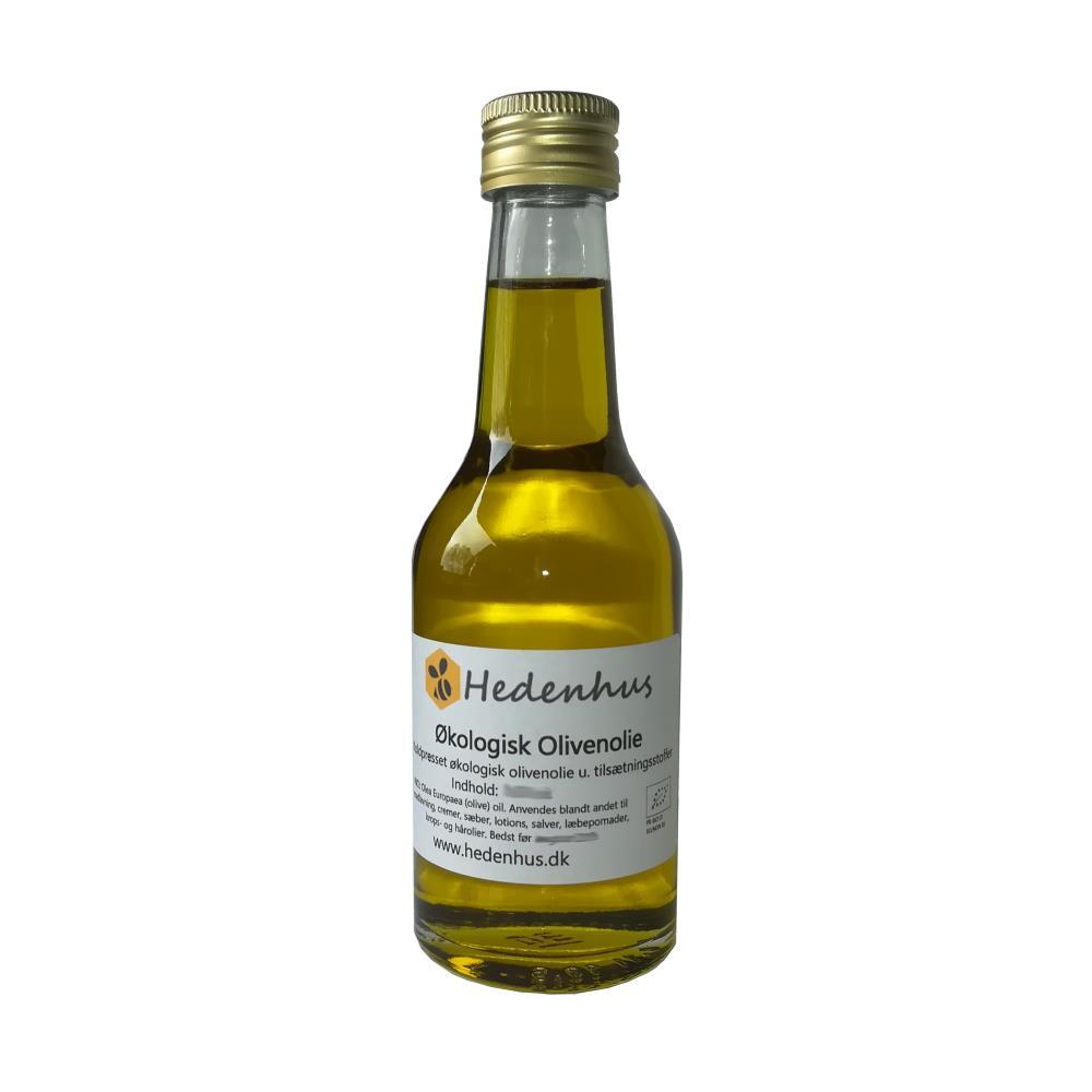Olivenolie Ekstra Jomfru - Økologisk 1 liter