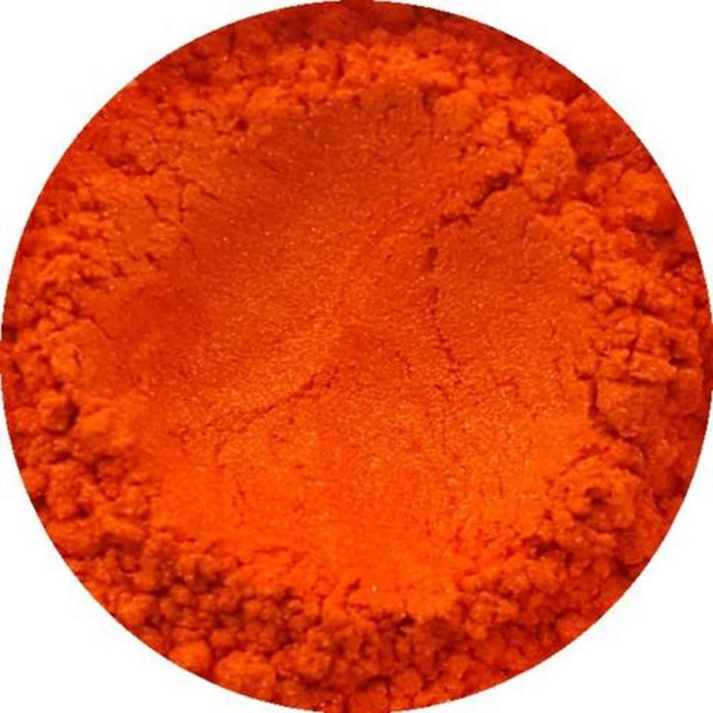 Orange farve 100 gram
