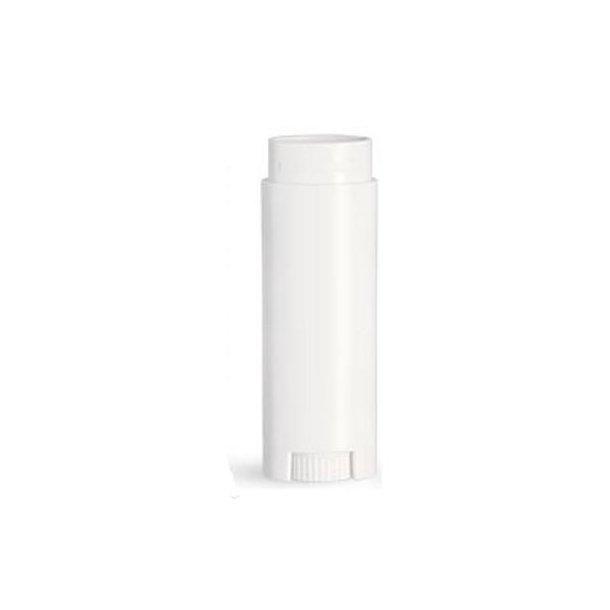Oval læbepomade hylster 4,5 gram