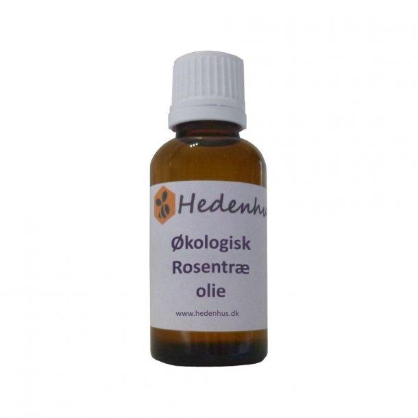 Rosentræolie - Økologisk