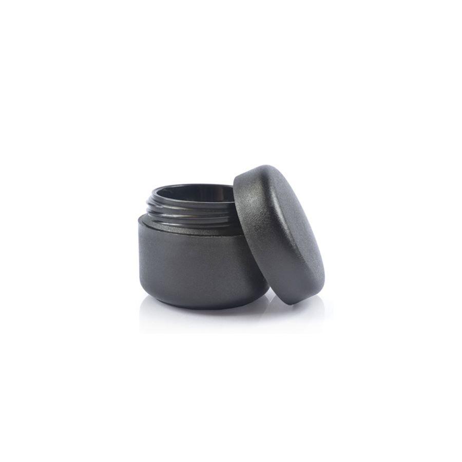 Image of 5 ml. sort creme bøtte i plast
